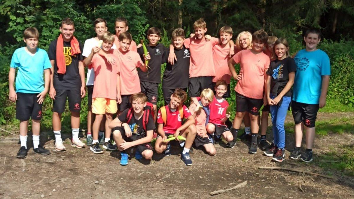 Mladší žáci na tradičním turnaji v Novém Veselí obsadili 6.místo
